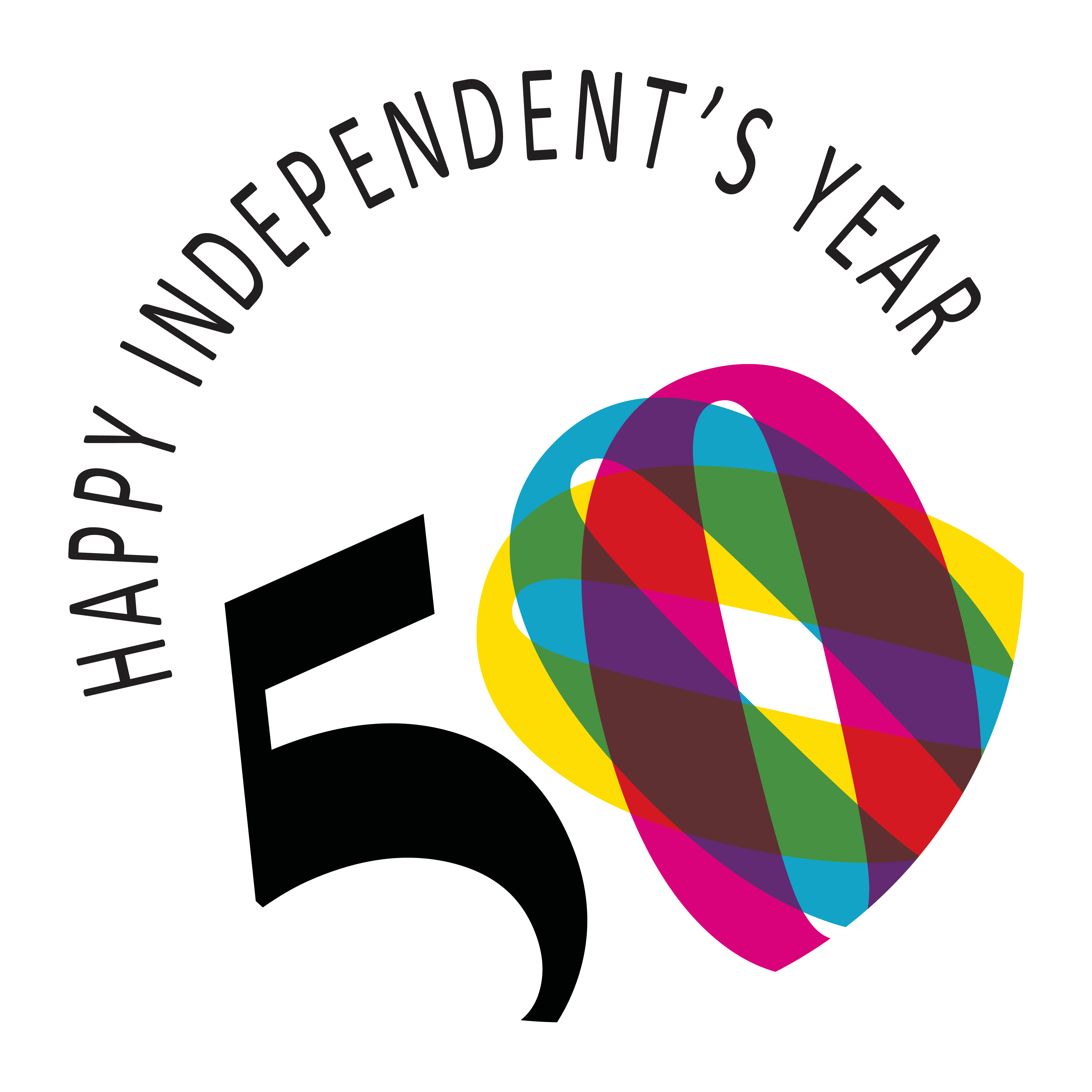 Logo Happy Independent's Year